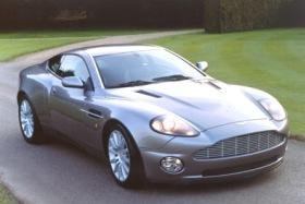 2000 Aston Martin V12 Vanquish