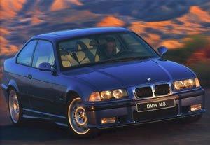 1996 BMW M3 Evolution E36