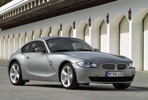 2006 BMW Z4 Coupe 3.0i