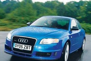 2004 Audi A4 2.0T FSI Quattro