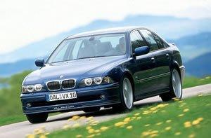 2002 BMW Alpina B10 V8S