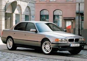 1994 BMW 740i E38