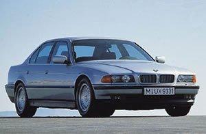 1995 BMW 750i E38