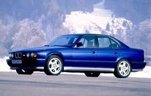1992 BMW M5 E34