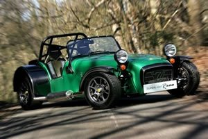2006 Caterham 7 Superlight R400