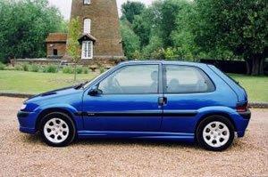 1997 Citroen Saxo VTR