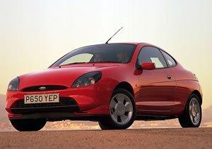 1997 Ford Puma 1.7