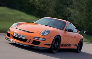 2006 Porsche 911 GT3 RS 997