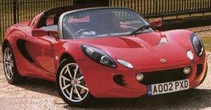2002 Lotus Elise S2 111S
