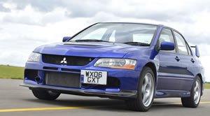 2006 Mitsubishi Lancer Evo IX FQ360
