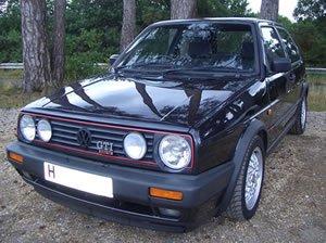 1988 Volkswagen Golf GTI 16v Mk2