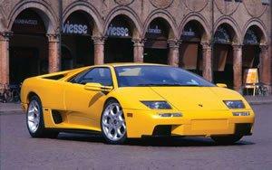 2000 Lamborghini Diablo 6.0