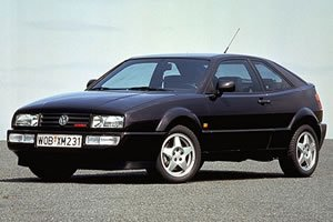 1992 Volkswagen Corrado VR6