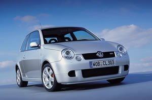 2001 Volkswagen Lupo GTi