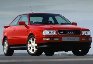 1991 Audi Coupe S2