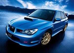 2006 Subaru Impreza STI