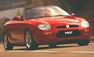 1995 MG 1.8i VVC