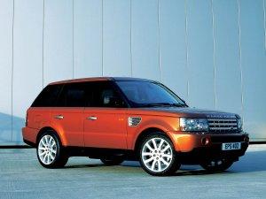 2005 Range Rover Sport V8 Supercharged