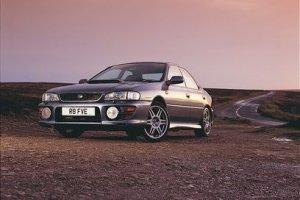 1999 Subaru Impreza RB5