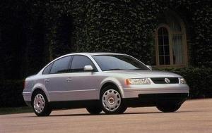 1999 Volkswagen Passat Sport 1.8 20v Turbo