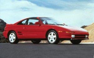 1990 Toyota MR2 GT Mk2 Rev 1