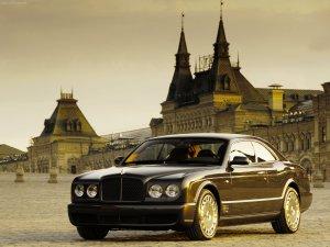 2007 Bentley Brooklands