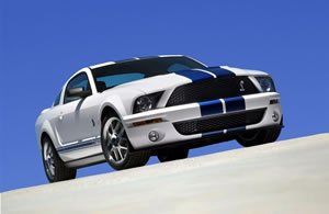 2006 Ford Shelby Mustang GT500