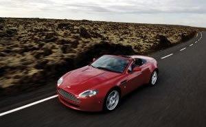 2006 Aston Martin V8 Vantage Roadster