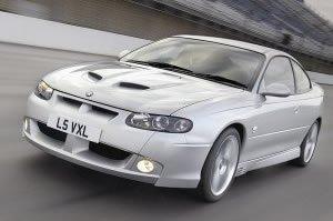 2005 Vauxhall Monaro VXR 6.0