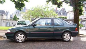 1993 Rover 216 GTi Coupe