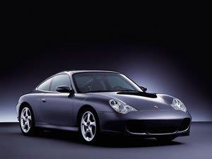2002 Porsche 911 Carrera 4S 996