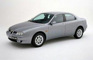 1999 Alfa Romeo 156 2.4 JTD
