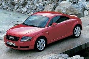 1998 Audi TT Coupe 180