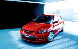 2006 Mazda 3 MPS