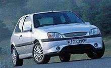 2005 Ford Fiesta Zetec S