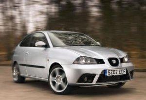 2007 Seat Ibiza FR