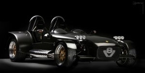 2008 Caterham Levante