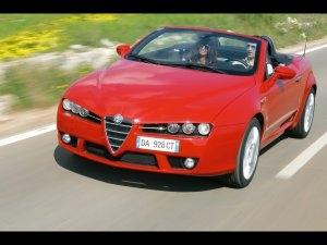 2008 Alfa Romeo Spider 2.2