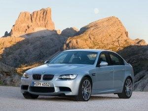 2007 BMW M3 E90 Saloon