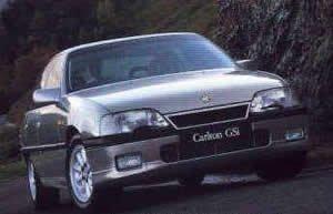 1990 Vauxhall Carlton GSi 24V