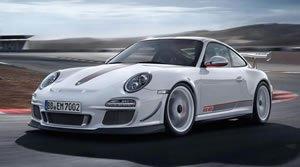 2011 Porsche 911 GT3 RS 4.0 997