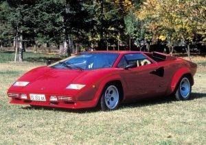 1985 Lamborghini Countach LP5000S QV