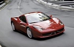2009 Ferrari 458 Italia
