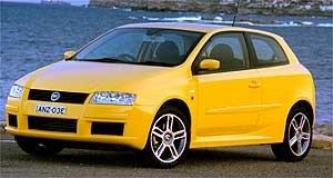 2002 Fiat Stilo Abarth