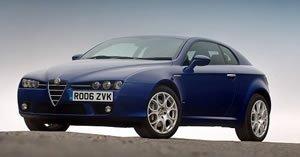 2007 Alfa Romeo Brera 3.2 Q4 JTS