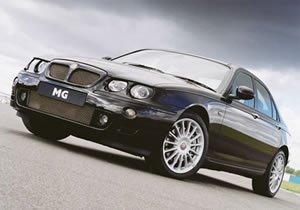 2003 MG ZT 260