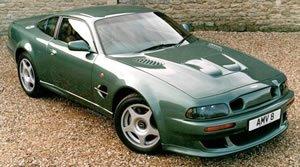 1998 Aston Martin Vantage 600