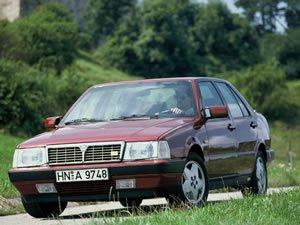1986 Lancia Thema 8.32
