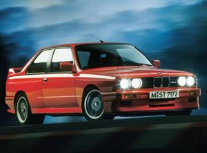 1988 BMW M3 Evolution E30