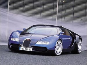 2004 bugatti veyron 0 60mph 0 100mph 1 4 mile. Black Bedroom Furniture Sets. Home Design Ideas
